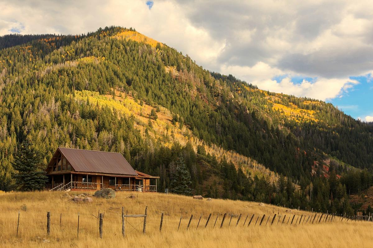 Chico Basin Ranch in Colorado