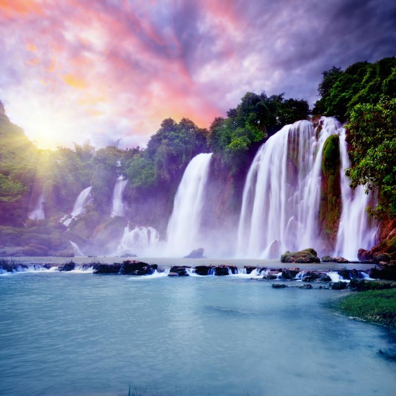 Most Amazing Waterfalls